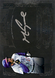 2015 Topps Five Star Silver Distinguished Auto #GG-MG Silver Ink Black SN#48/50