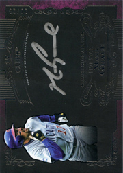 2015 Topps Five Star Silver Distinguished Auto #GG-MG Silver Ink Purple SN#18/25