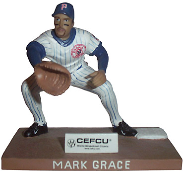 2004 Peoria Chiefs Minor League Stadium Statuette Giveaway