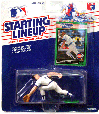 1989 Starting Lineup Action Figure