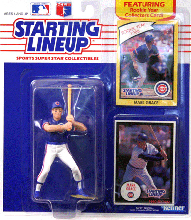 1990 Starting Lineup Action Figure