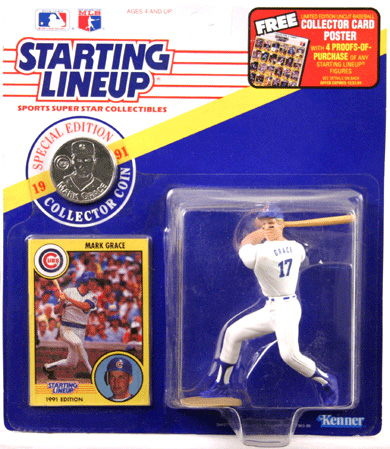 1991 Starting Lineup Action Figure