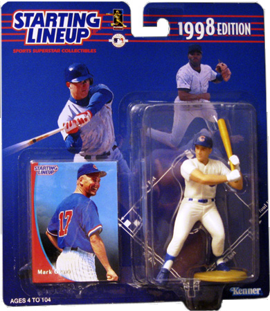 1998 Starting Lineup Action Figure