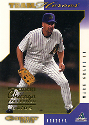 2003 Donruss Team Heroes #19 Chicago Collection 04/05