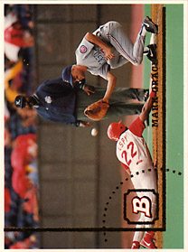 1994 Bowman Oversize Printer's Proof - Front
