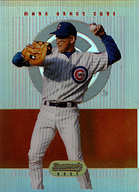 1995 Bowman's Best Oversize Printer's Proof - Front