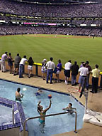 Bank One Ballpark Pool