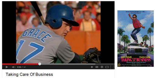 tv drama ex baseball commentator