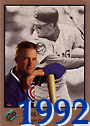 1992 Mark Grace Cards