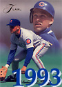 1993 Mark Grace Cards