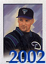 2002 Mark Grace Cards