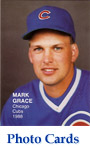 Mark Grace Broders / Unlicensed Photo Cards