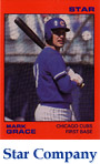 Mark Grace Star Company Cards